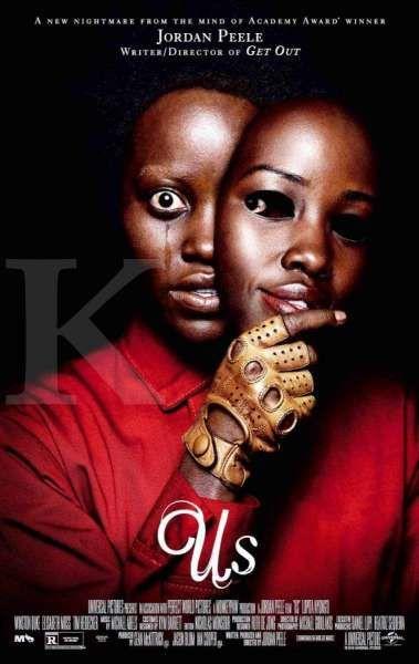 Poster Film Us (2019)