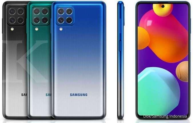 Varian warna Samsung Galaxy M62
