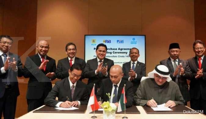 BKPM: Masdar ingin jadikan Indonesia sebagai hub investasinya di ASEAN