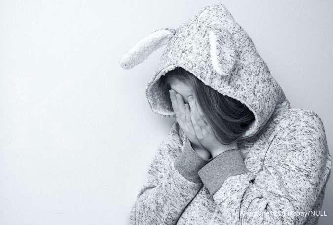 Stres bisa jadi salah satu penyebab telat haid.