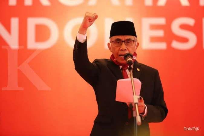 OJK dukung rencana merger bank syariah BUMN
