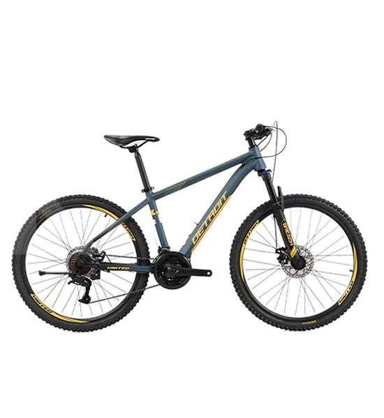 Termurah di serinya, harga sepeda gunung United Detroit SV 26 cuma Rp 2 jutaan