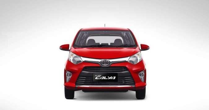 Harga mobil bekas murah Toyota Calya