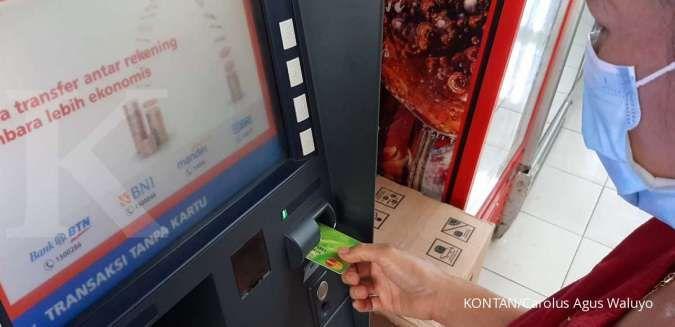 Untuk nasabah BRI, BNI, BTN & Mandiri, ini biaya transaksi di ATM Link per 1 Juni