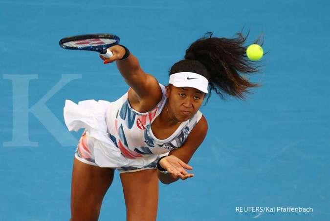 Tampil gemilang, petenis Jepang Naomi Osaka kembali rebut gelar US Open