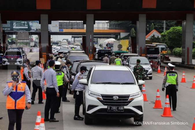 PSBB Jakarta diperketat, Kemenhub sebut tidak ada penerapan SIKM