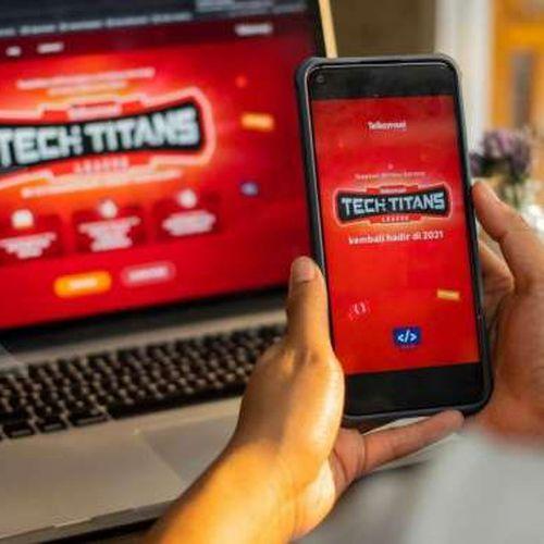 Telkomsel Tech Titans 2021 Buka Peluang bagi Talenta Teknologi Tangguh Tanah Air Memperkuat Kompetensi di Era Digital