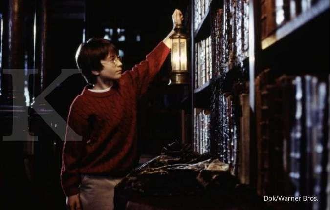 Perankan Harry Potter, Daniel Radcliffe malu dengan beberapa aktingnya