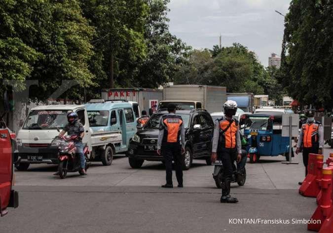 Kapan tilang uji emisi di DKI Jakarta mulai berlaku?
