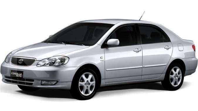 Harga mobil bekas Toyota Corolla Altis akhir Februari sudah murah, mulai Rp 50 juta