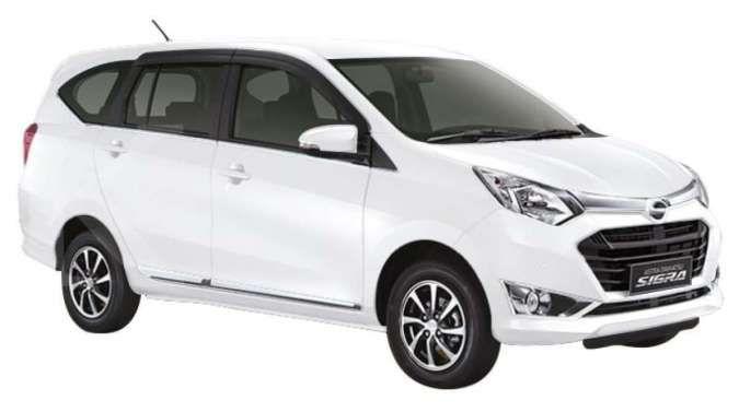 Harga mobil baru murah Daihatsu Sigra