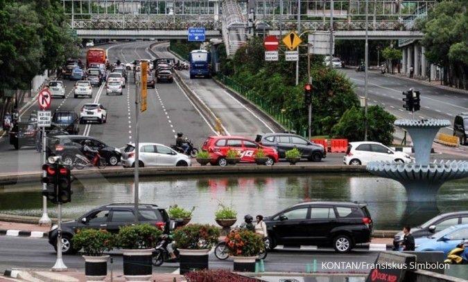 Pemprov DKI ajukan anggaran Rp 150 miliar untuk jalan berbayar