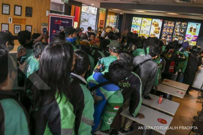 Gara-gara BTS Meal, operasional 3 gerai McDonald's di Surabaya dihentikan