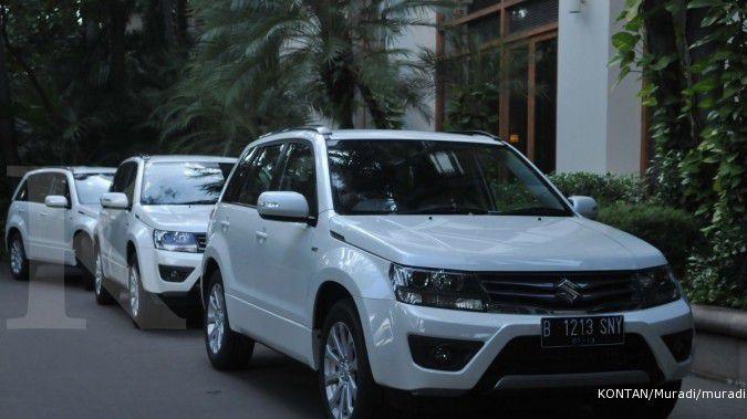 Terakhir pendaftaran, lelang mobil dinas Kemendag Suzuki Grand Vitara 2007 Rp 44 juta