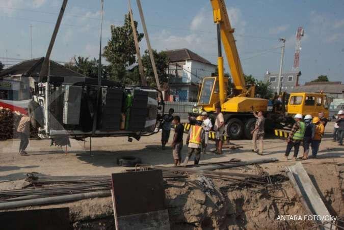 Kementerian PUPR selesaikan pembangunan dua underpass di Yogyakarta