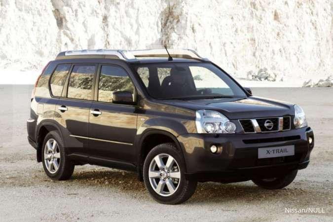 Harga mobil bekas Nissan X-trail Generasi Kedua