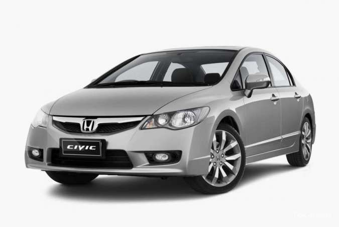 Harga mobil bekas Honda Civic tak sampai Rp 100 juta per Juni 2021
