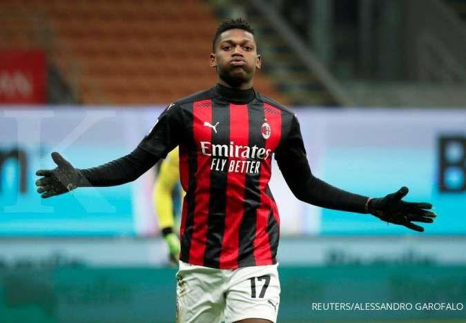 AC Milan vs Man United di Liga Europa: Rossoneri waspadai tren positif Setan Merah