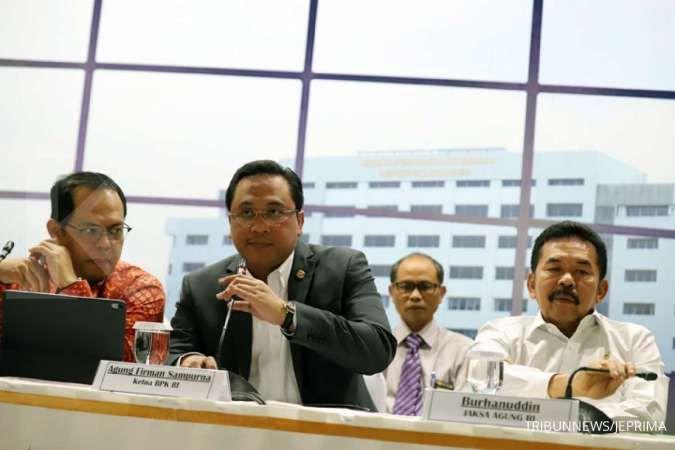 Badan Pemeriksa Keuangan (BPK) masih investigasi Jiwasraya