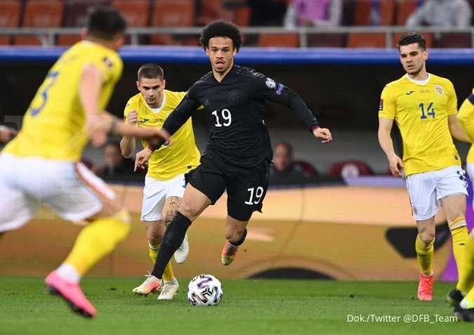 Hasil Kualifikasi Piala Dunia antara Rumania vs Jerman