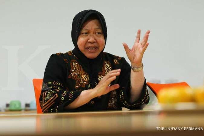 Anak sulungnya bakal maju pilkada Surabaya? Risma: Ngawur