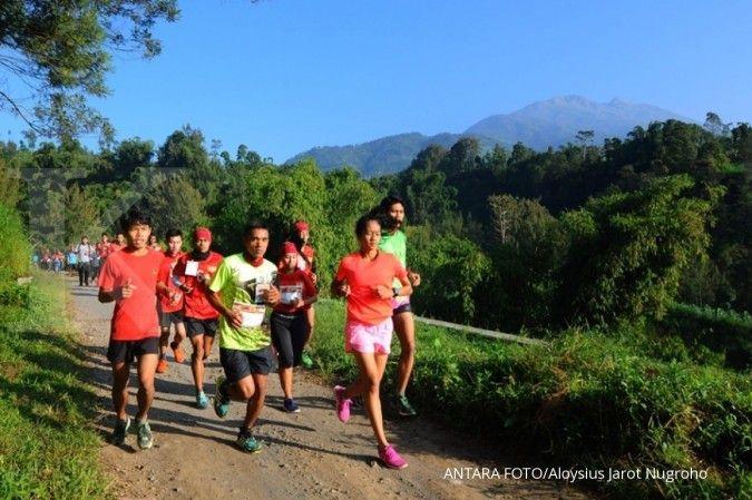 Mencegah penuaan jantung hingga bikin panjang umur dengan lari maraton