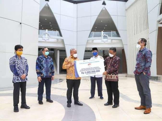 Rektor UGM apresiasi Pelindo III atas dukungan dana pembangunan Masjid