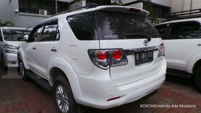 Terlaris Pada Juli Harga Mobil Bekas Fortuner Cukup Murah Mulai Rp 110 Juta