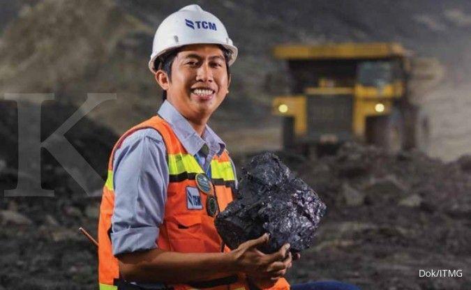 Penjualan batubara Indo Tambangraya (ITMG) di kuartal I-2021 turun 29,3%