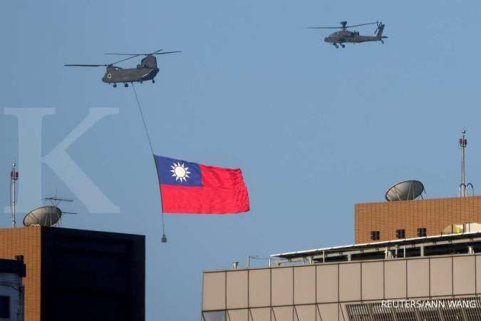 Siap pertahankan diri mati-matian, Taiwan tidak akan memulai perang dengan China