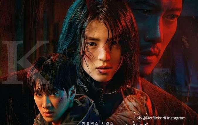 drama korea terbaru di Netflix