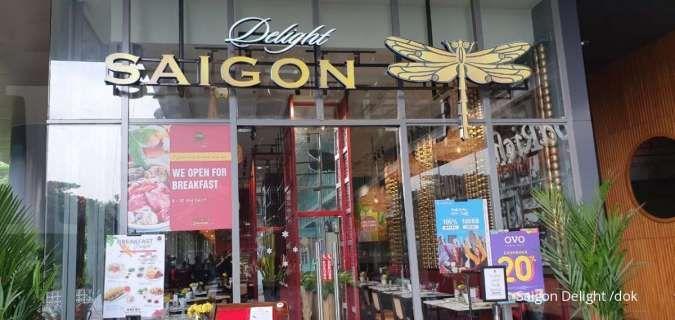 Di tengah pandemi, restoran Saigon Delight tawarkan menu sehat ala Vietnam