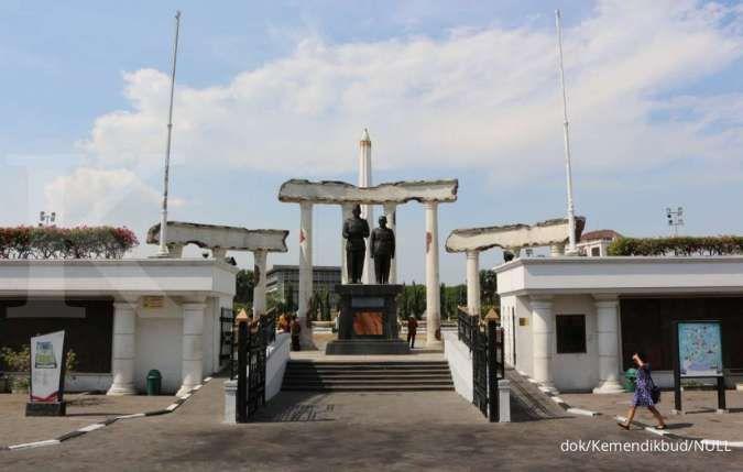 Tugu Pahlawan, monumen bersejarah pertempuran di Surabaya 10 November 1945