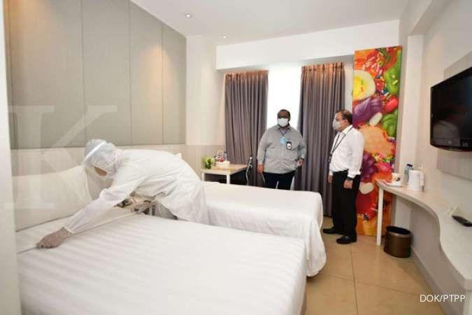 Sambut new normal, begini persiapan yang dilakukan hotel milik PTPP