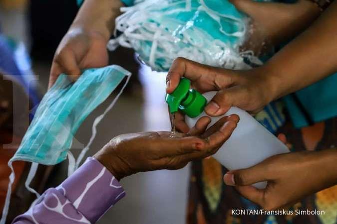 Salah satu efek samping hand sanitizer adalah meningkatkan risiko eksim.