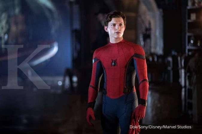 Tom Holland antusias memulai syuting film Spider-Man 3 di Atlanta