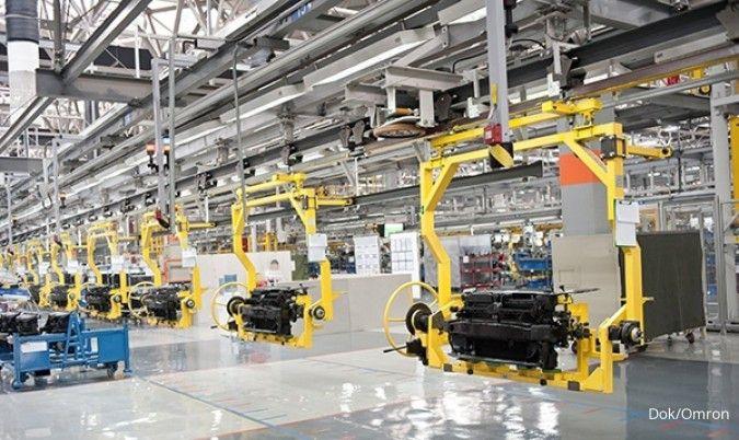 Didukung pemerintah, Omron siap genjot investasi produk alat otomatisasi