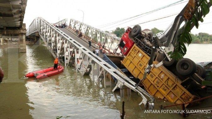 DPR geram atas kelalaian yang berujung ambruknya Jembatan Babat-Widang