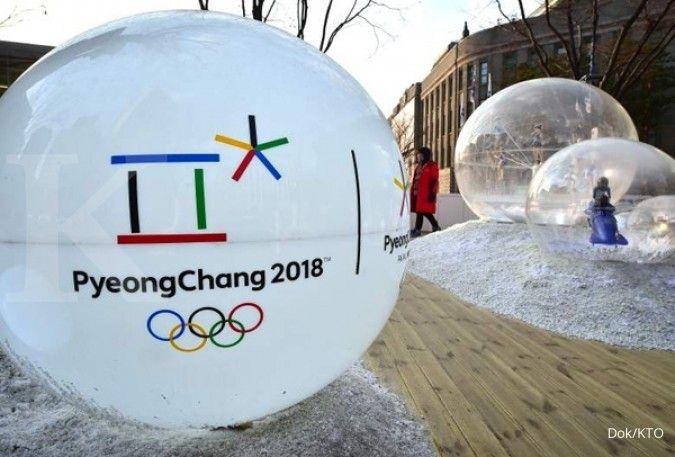 Persiapan Olimpiade Korsel 2018 hampir rampung
