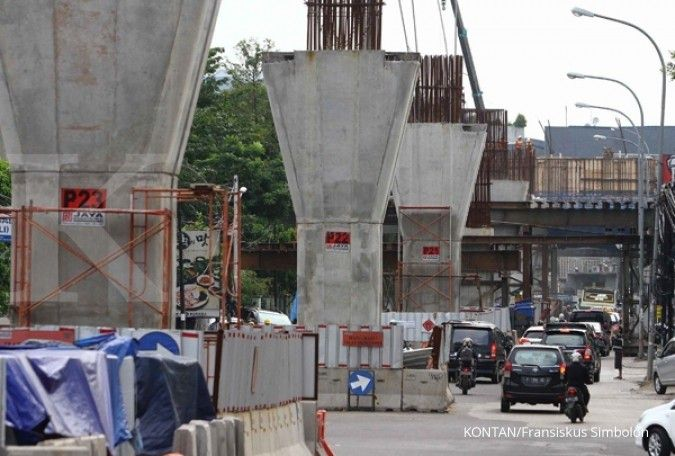 Semester I, serapan capex Jaya Konstruksi Manggala Pratama (JKON) masih di bawah 35%