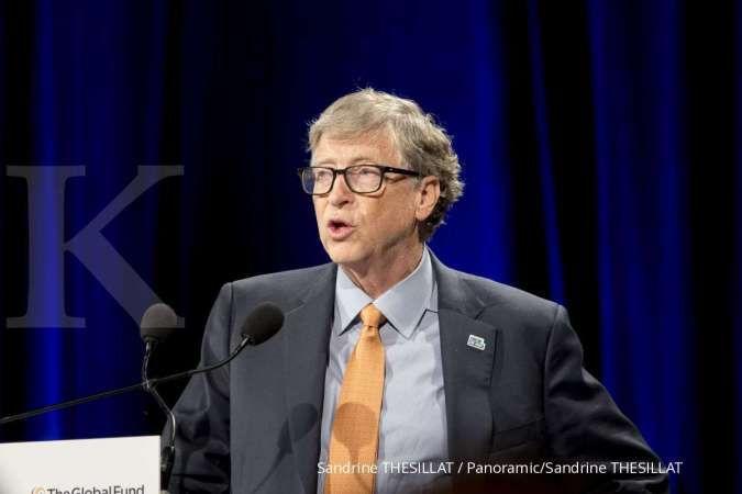 Ramalan jitu Bill Gates soal virus corona jadi bumerang gara-gara vaksin