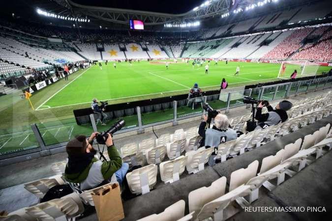 Giornata 28: Lazio tempel ketat Juventus, Milan libas AS Roma