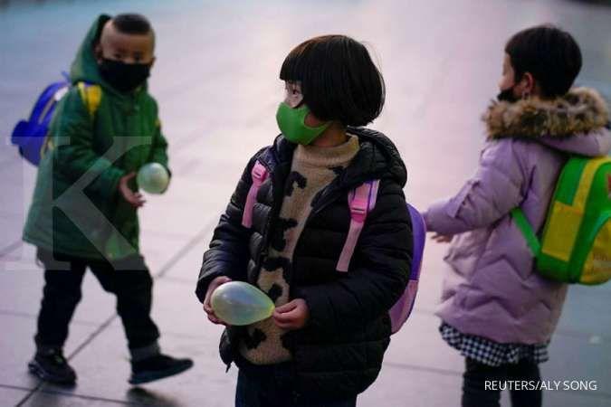 Bukan lagi kebijakan 1 anak, China dorong warganya punya 3 anak
