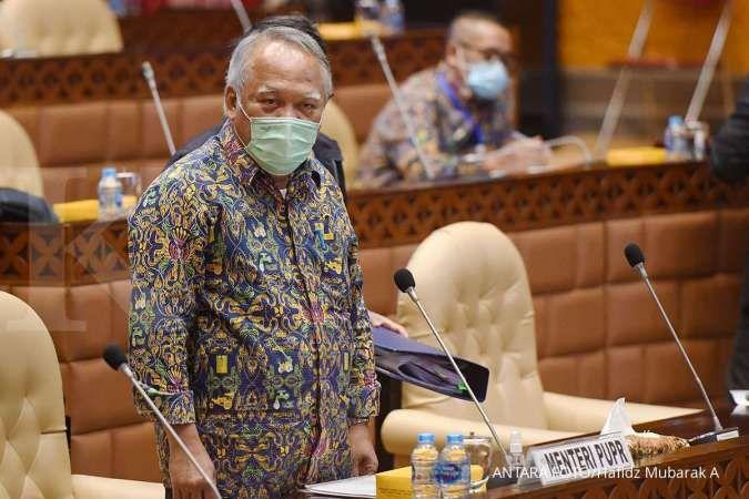Kepada Sandiaga Uno, Menteri Basuki pastikan 5 Bali baru tuntas pertengahan 2021
