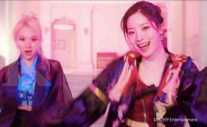 Kostum member Twice dituduh plagiat Jisoo BLACKPINK, JYP Entertainment minta maaf