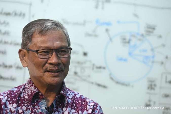 Dirjen Pencegahan dan Pengendalian Penyakit Kementerian Kesehatan Achmad Yurianto. ANTARA FOTO/Hafidz Mubarak A/aww.