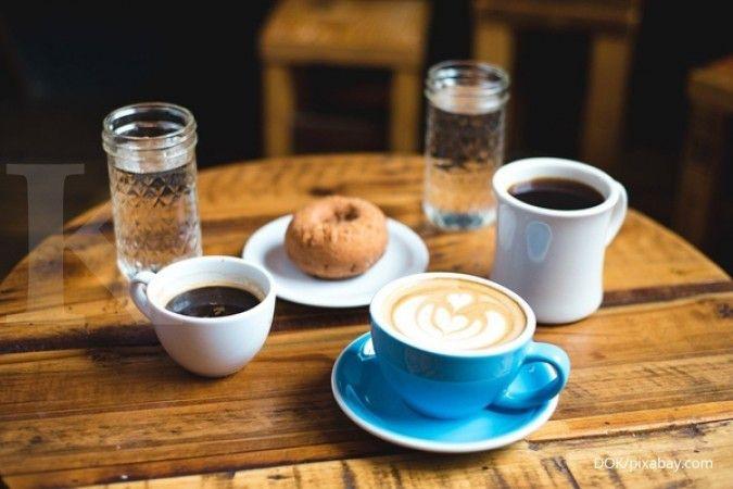 Minum kopi bisa mempengaruhi kadar kolesterol, benarkah?