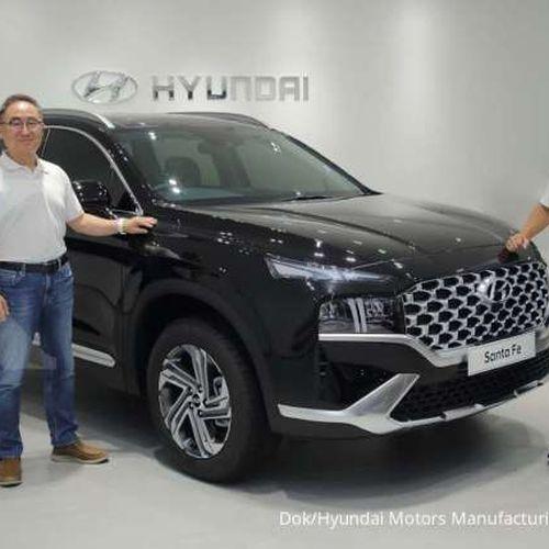 Hyundai Motors Indonesia Luncurkan New Santa Fe dengan Desain Terbaru Serta Fitur Teknologi Terkini dan Terdepan