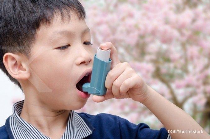 Gejala dan obat asma anak yang bisa digunakan