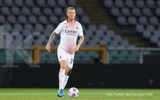 Hasil laga Atalanta vs Milan di Liga Italia Serie A